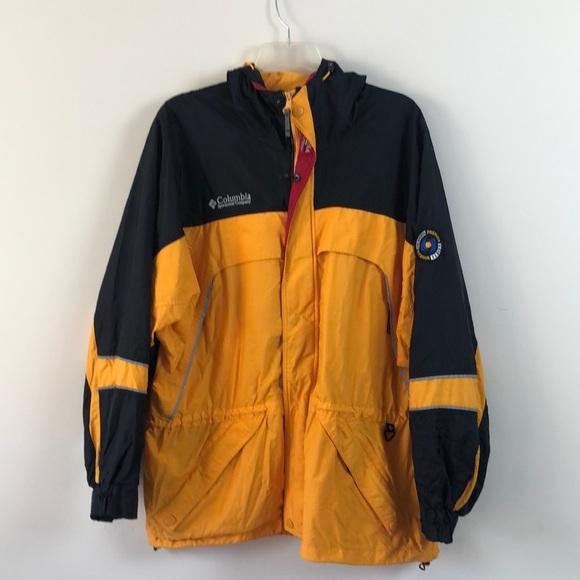Mens Columbia Premier Outdoor Hooded Jacket  XL